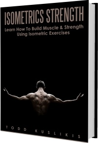 Ebook cover: The Isometrics Strength