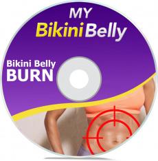 Ebook cover: My Bikini Belly