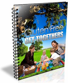 Ebook cover: Gluten Free Get-Togethers