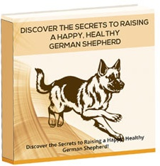 Ebook cover: The Total Guide to German Shepherd  Dogs