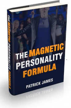 Ebook cover: The Magnetic Personality Formula