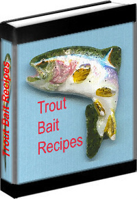 Ebook cover: Trout Bait Recipes
