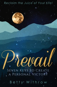 Ebook cover: Prevail: Seven Keys to Create a Personal Victory