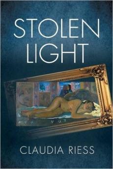 Ebook cover: Stolen Light