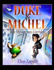 Ebook cover: Duke & Michel: The Mysterious Corridor