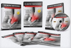 Ebook cover: Elbow Mender Pro