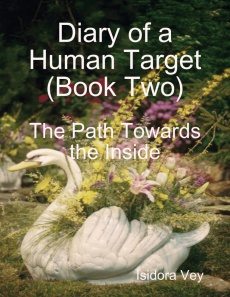 Ebook cover: Diary of a Human Target (Book Two)