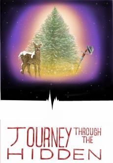 Ebook cover: Journey Through The Hidden
