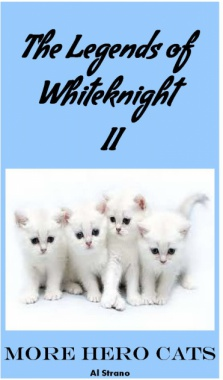 Ebook cover: The Legends of Whiteknight II