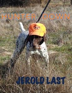 Ebook cover: Hunter Down