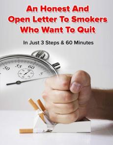 Ebook cover: Stop Smoking Sydney: 3 Secrets to Quit Smoking