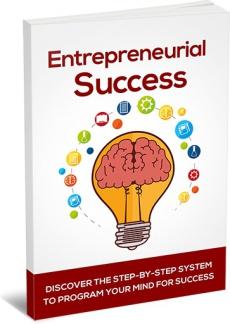 Ebook cover: Entrepreneurial Success - How To Do A Killer Startup