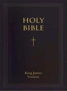 Ebook cover: Holy Bible