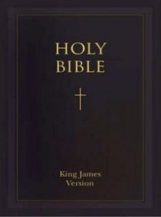 Ebook cover: Holy Bible, New Testament