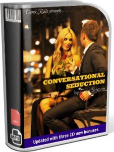 Ebook cover: Conversational Seduction
