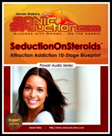 Ebook cover: Seduction On Steroids