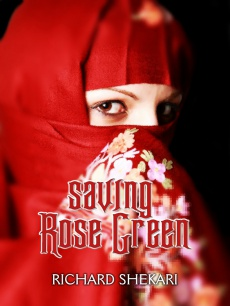 Ebook cover: Saving Rose Green
