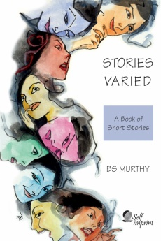 Ebook cover: Stories Varied - A Book of Short Stories