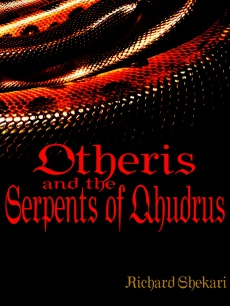 Ebook cover: Otheris and the Serpents of Qhudrus