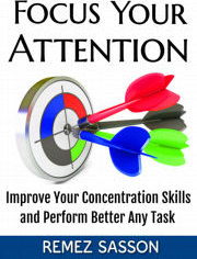 Ebook cover: How to Focus Your Mind