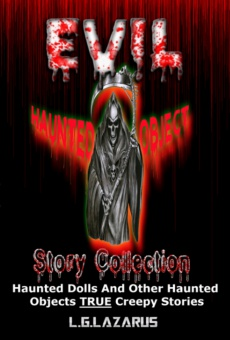 Ebook cover: Evil Haunted Object Story Collection