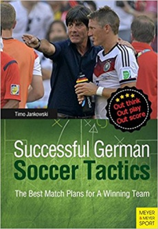 Ebook cover: Successful German Soccer Tactics_ The Best Match Plans for a Winning