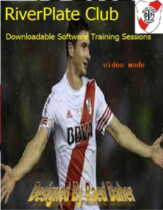Ebook cover: RiverPlate Club Training sessions