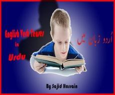 Ebook cover: Verb Tenses in Urdu