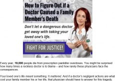 Ebook cover: How to Figure Out if a Doctor Caused a Family Member's Death