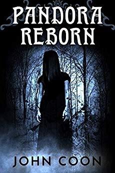 Ebook cover: Pandora Reborn