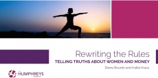 Ebook cover: Rewriting the Rules: Telling Truths About Women And Money