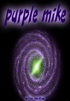 Ebook cover: Purple Mike
