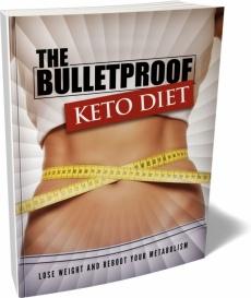 Ebook cover: The Bulletproof Keto Diet