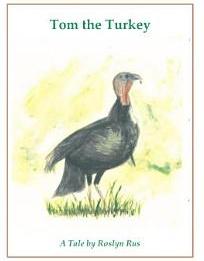 Ebook cover: Tom the Turkey