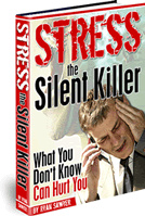 Ebook cover: Stress the Silent Killer