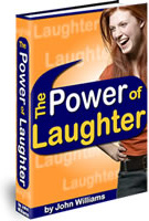 Ebook cover: The Power of Laughter