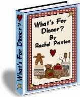 Ebook cover: What's For Dinner?