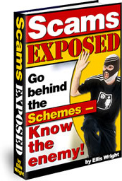 Ebook cover: Scam Exposed
