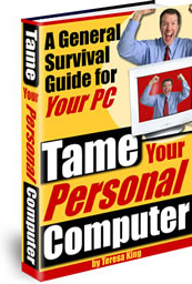 Ebook cover: Tame Your Personal Computer