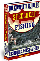Ebook cover: The Complete Guide To Steelhead Fishing