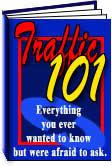 Ebook cover: Traffic 101