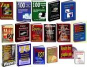 Ebook cover: Ebook Monster Package