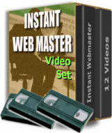 Ebook cover: Instant Web Master Video Set!