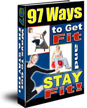 Ebook cover: Get Fit and STAY Fit