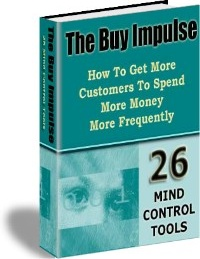 Ebook cover: The Buy Impulse