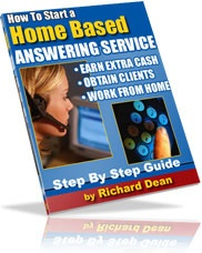 Ebook cover: Home Base Answering Service