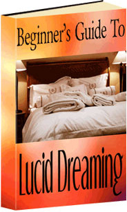 Ebook cover: Lucid Dreaming Techniques