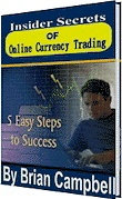 Ebook cover: Secrets of Online Currency Trading