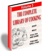 Ebook cover: Cooking Library (volume 3)