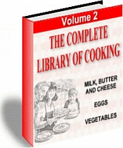 Ebook cover: Cooking Library (volume 2)
